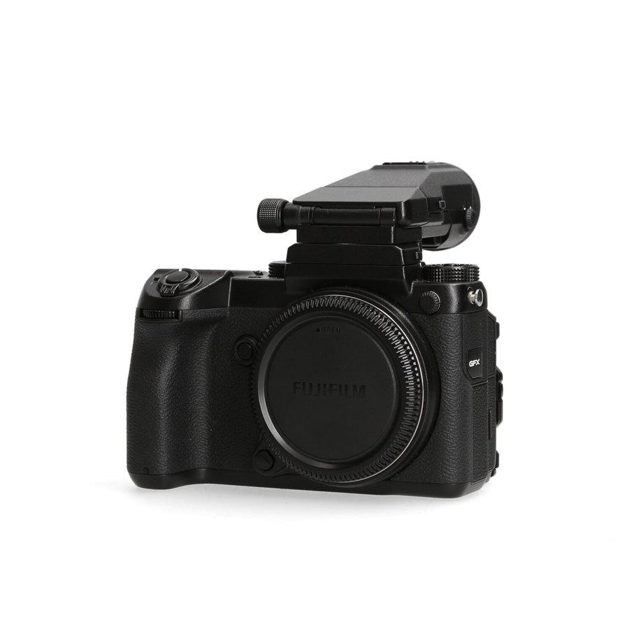 Fujifilm GFX 50S + Fujifilm EVF TL1