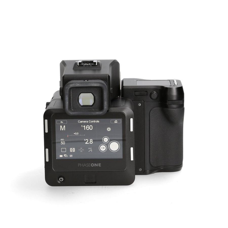 Phase One XF + Phase One IQ3 100MP Back + Schneider Kreuznach AF 80mm 2.8 LS Mark II
