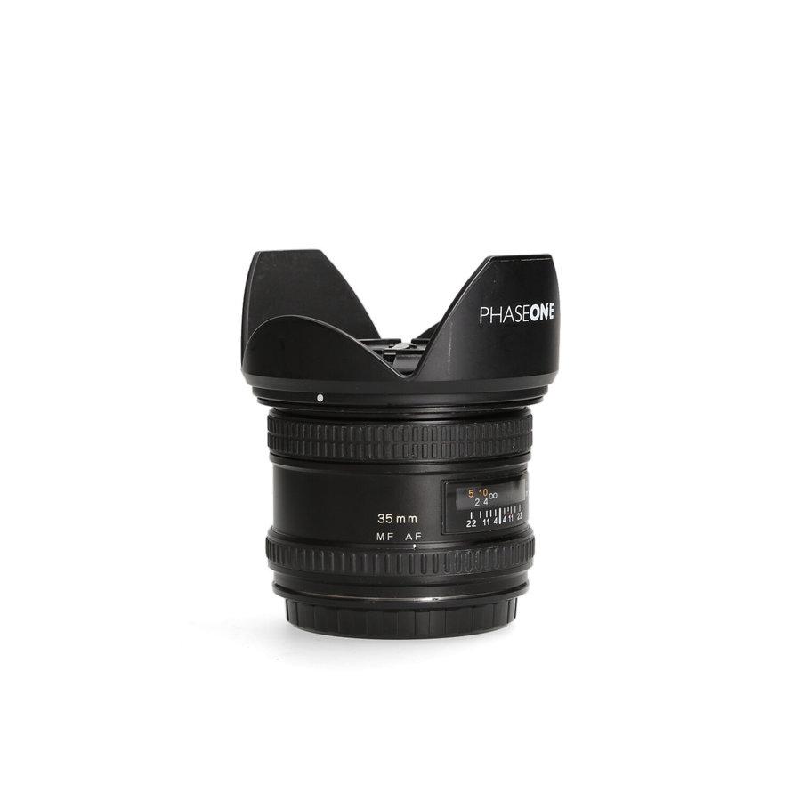 Mamiya AF 35mm 3.5