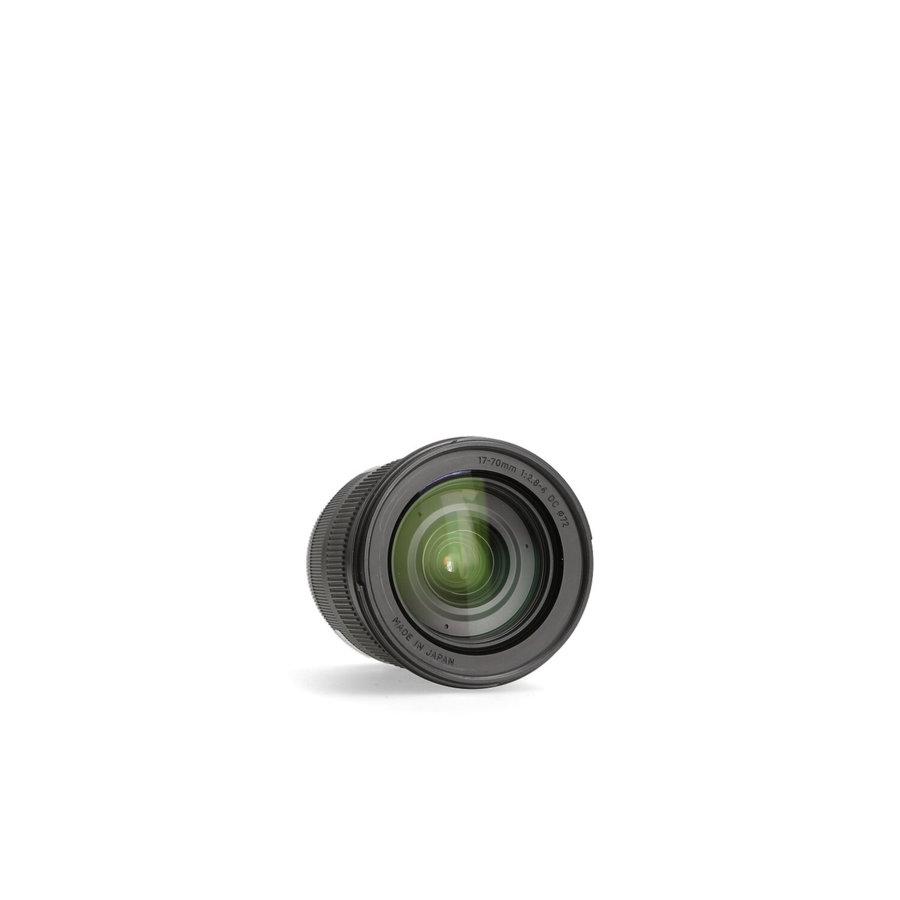 Sigma 17-70mm 2.8-4.0 DC (Canon)