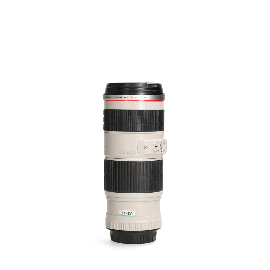 Canon EF 70-200mm 4.0 L IS USM