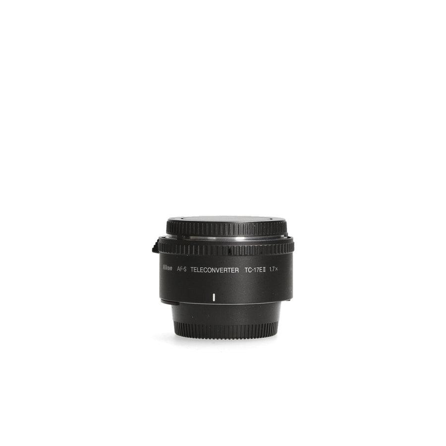 Nikon TC-17EII 1.7 teleconverter