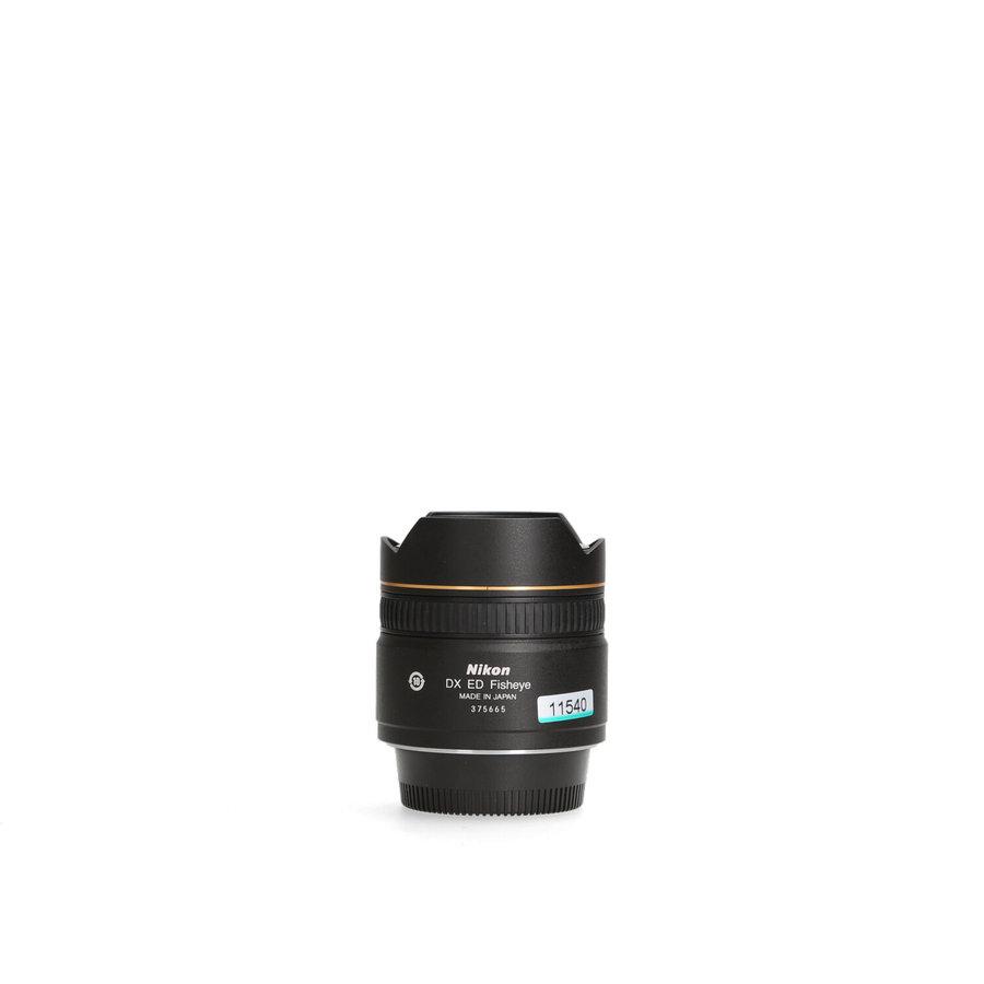 Nikon 10.5mm 2.8 AF-S Fisheye ED DX