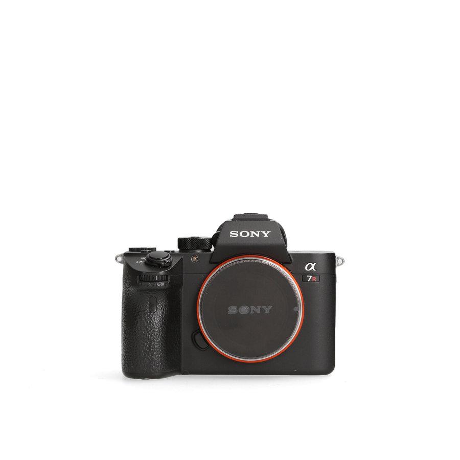 Sony A7R III - INT version - 32.500 kliks