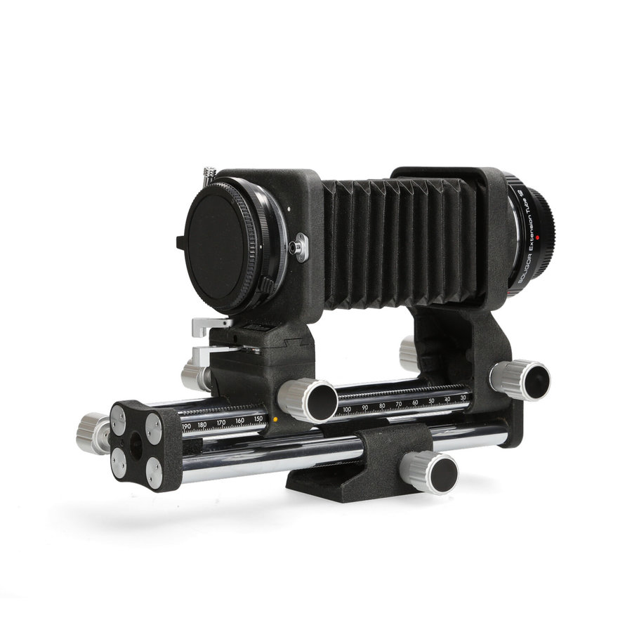 Nikon PB-4 macro rails