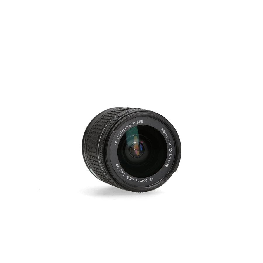 Nikon 18-55mm 3.5-5.6 AF-P VR DX