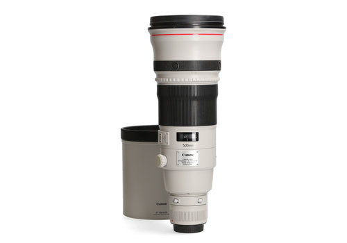 Canon EF 500mm 4.0 L IS II USM