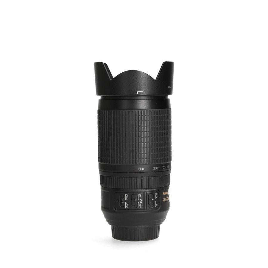 Nikon 70-300mm 4.5-5.6 G AF-S ED