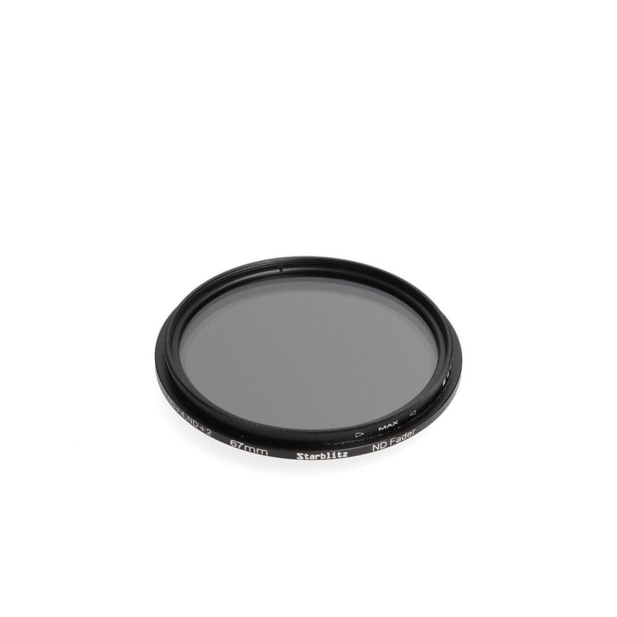 Starblitz 77mm ND fader filter