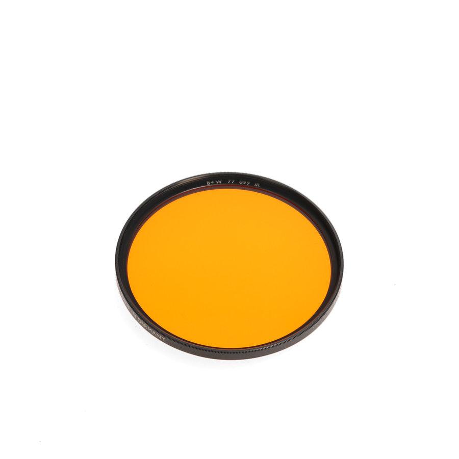 B+W 77mm 099 IR filter