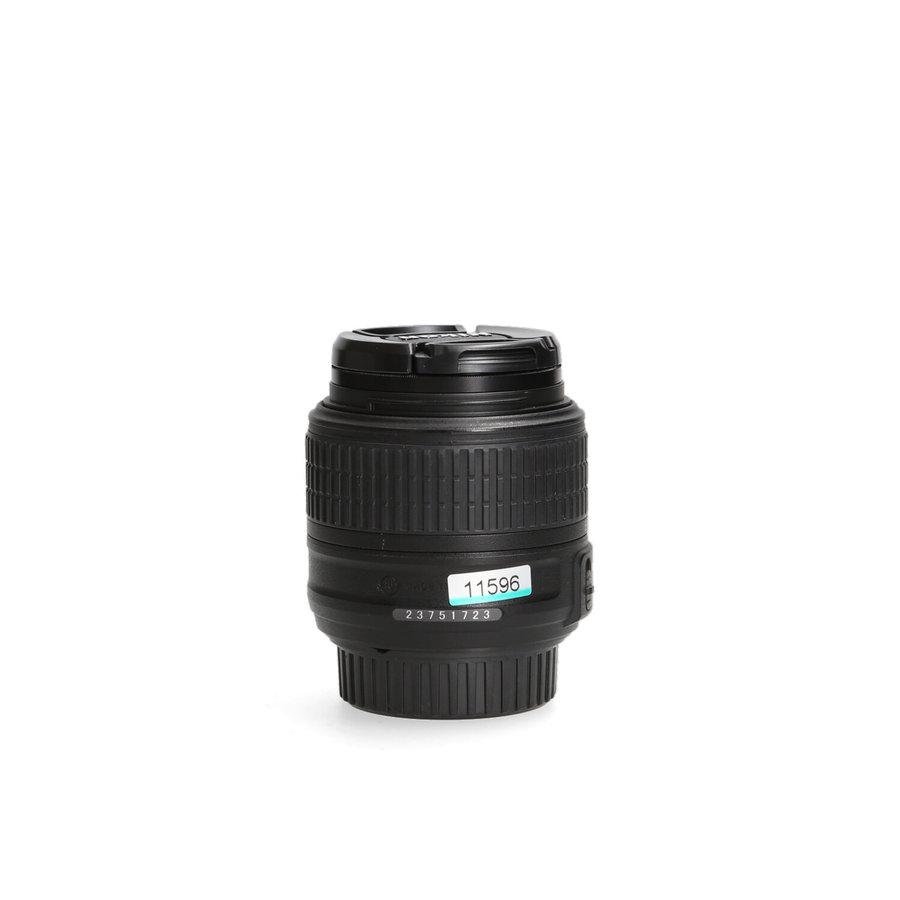 Nikon 18-55mm 3.5-5.6 AF-S