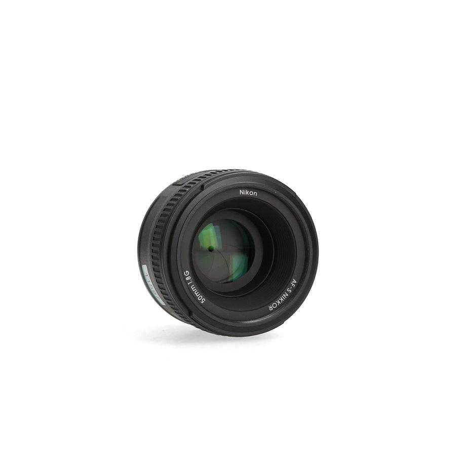 Nikon 50mm 1.8 G AF-S