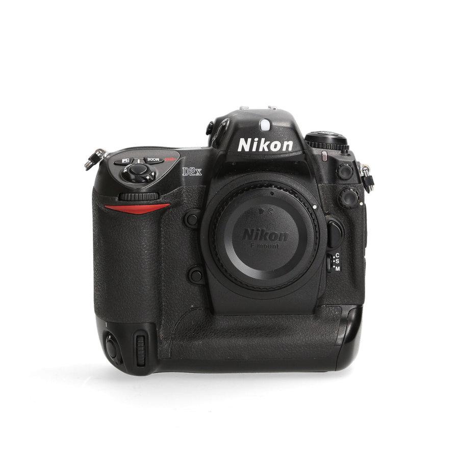 Nikon D2X - 6020 kliks