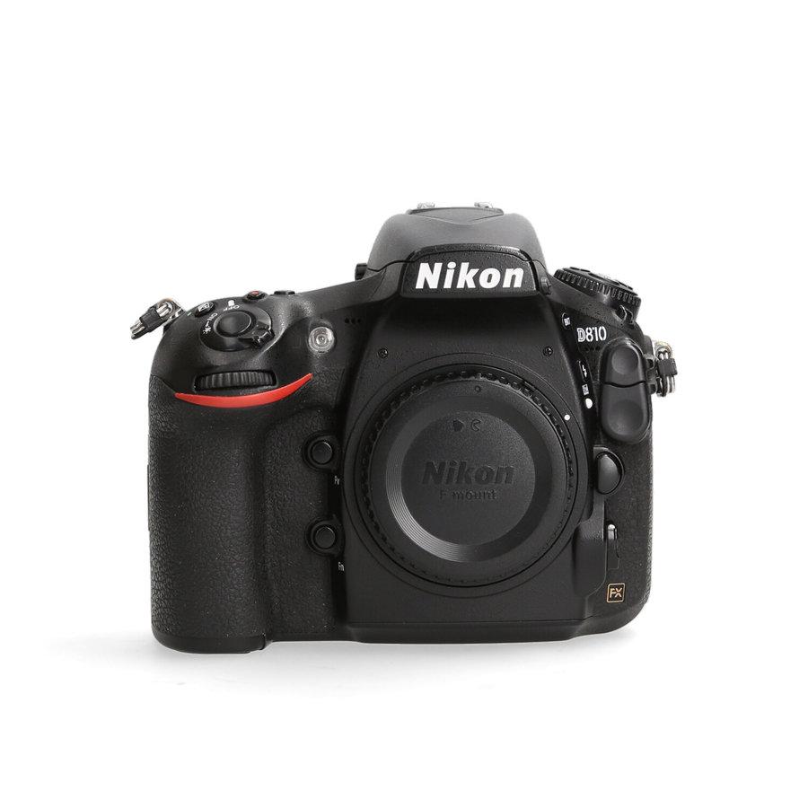 Nikon D810 - 43316 kliks