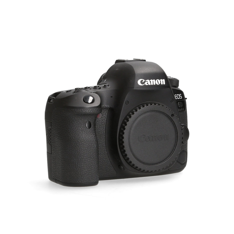 Canon 6D mark II - Incl. 21% BTW