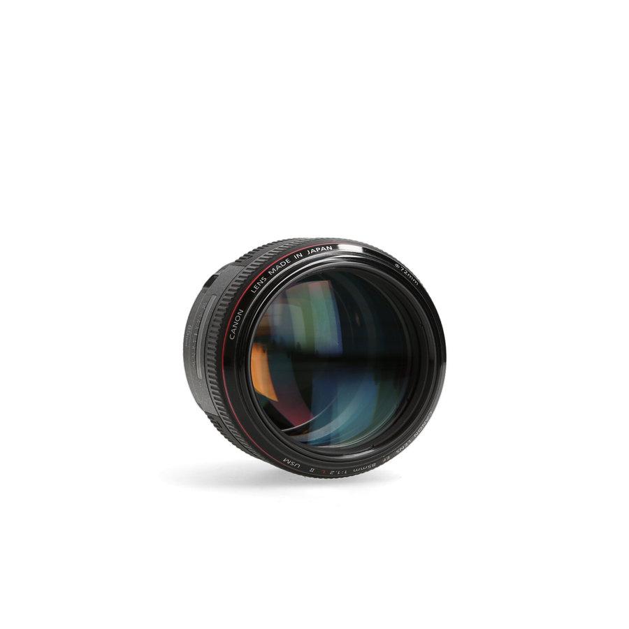 Canon EF 85mm 1.2 L II USM  - Incl. BTW