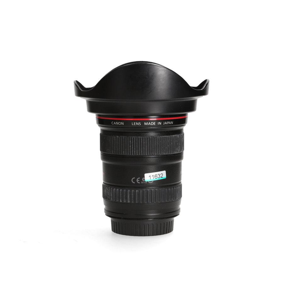 Canon EF 17-40mm 4.0 L USM - Incl. BTW