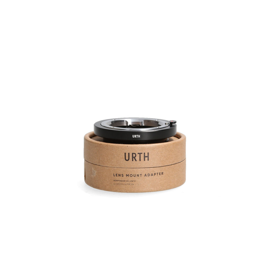 Urth Leica M Lens Mount to Canon RF Camera Mount