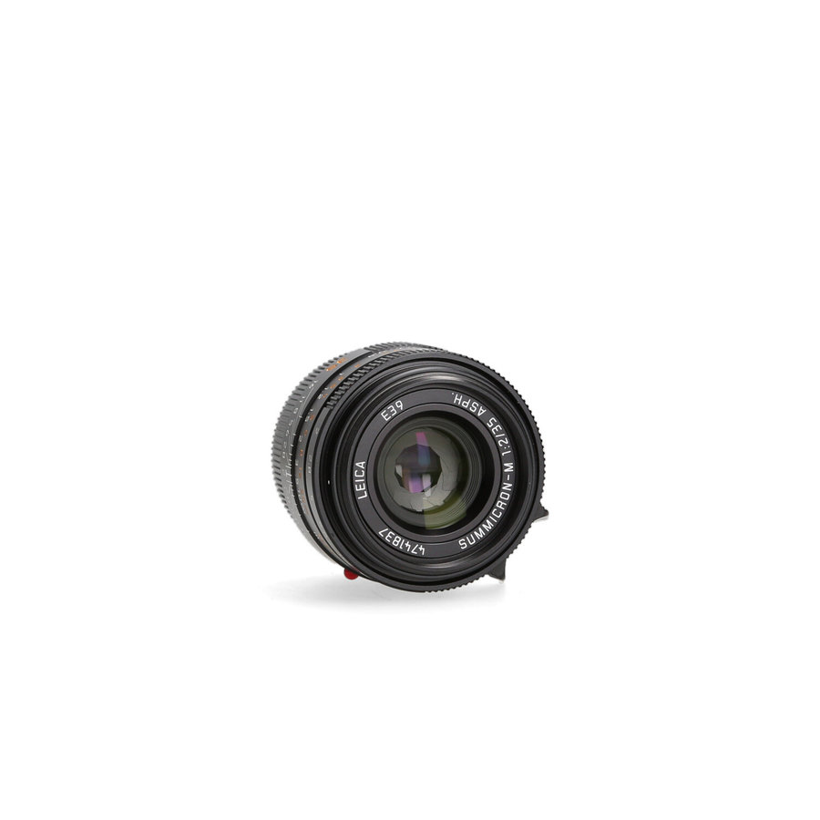 Leica 35mm 2.0 Summicron aspx