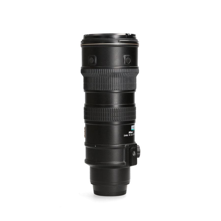 Nikon AF-S 70-200mm 2.8 G ED VR