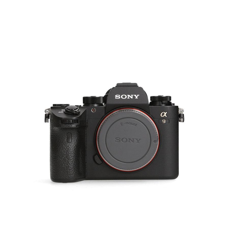 Sony A9 -  1.431 kliks - Incl. BTW