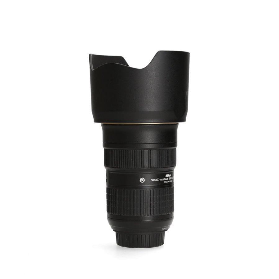 Nikon AF-S 24-70mm 2.8 G ED Incl. 21% BTW