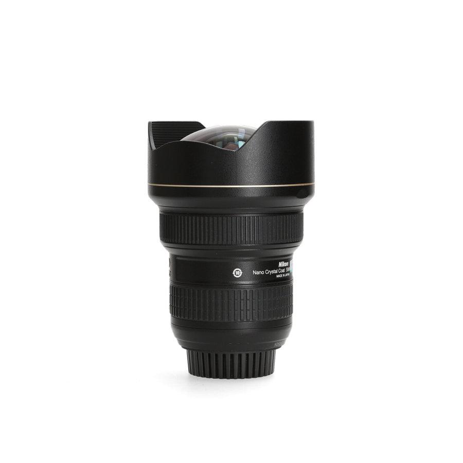 Nikon AF-S 14-24mm 2.8G ED Incl. 21% BTW