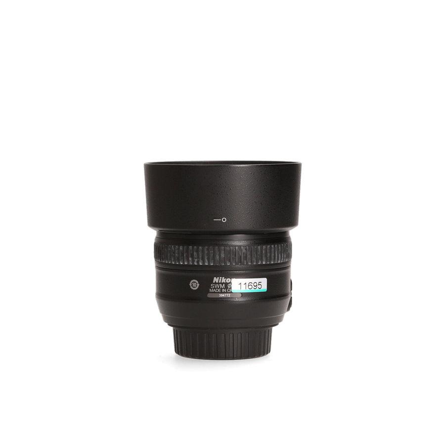 Nikon AF-S 50mm 1.4 G Incl. 21% BTW