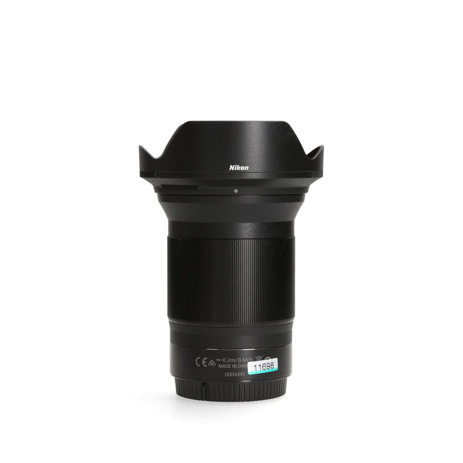 Nikon Z 20mm 1.8 S Incl. 21% BTW