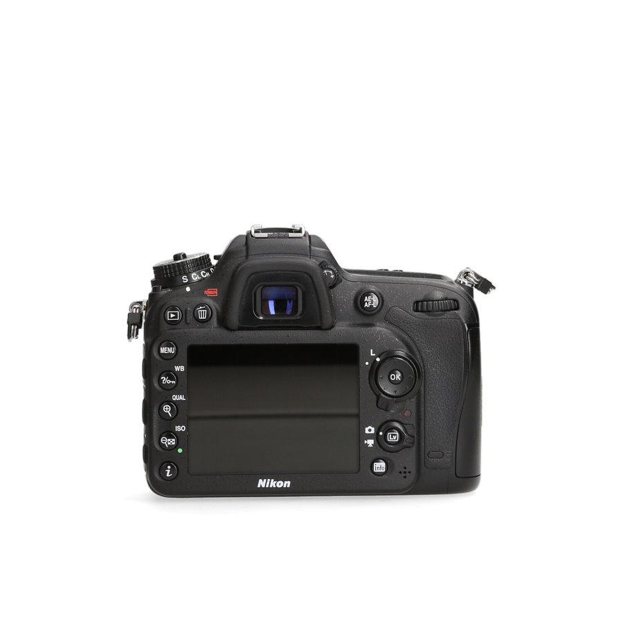 Nikon D7100 - 11535 kliks