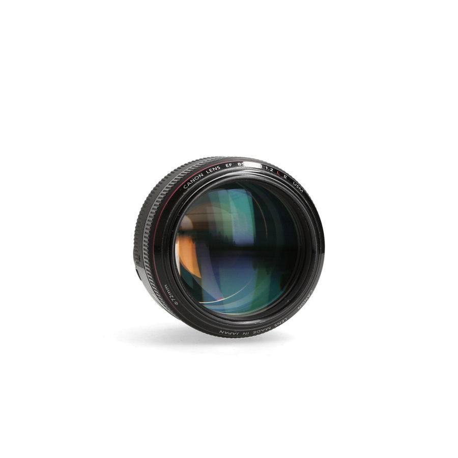 Canon 85mm 1.2 L II USM EF