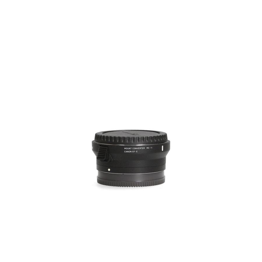 Sigma MC-11 adapter Incl. 21% BTW