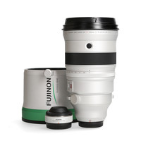 Fujifilm XF 200mm f2 R LM OIS WR lens with 1.4x Teleconverter - Outlet