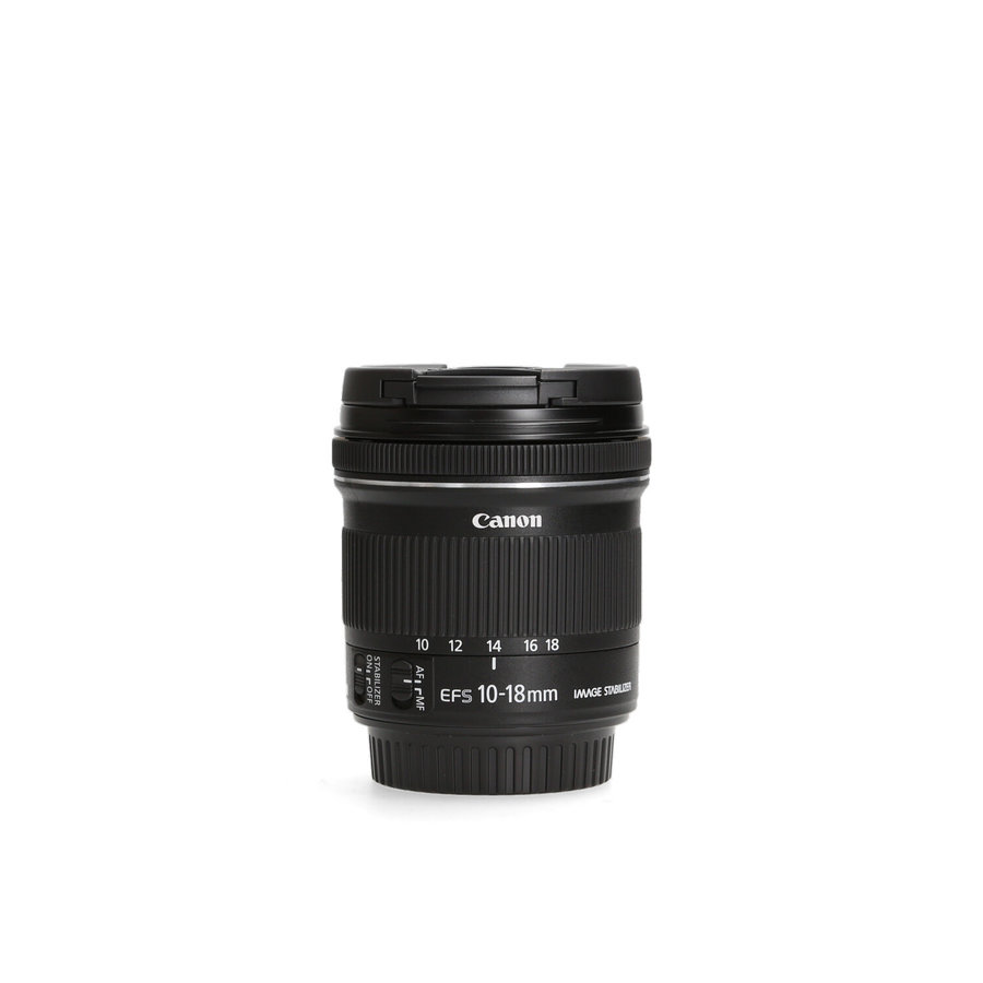 Canon 10-18mm 4.5-5.6 IS EF-S STM