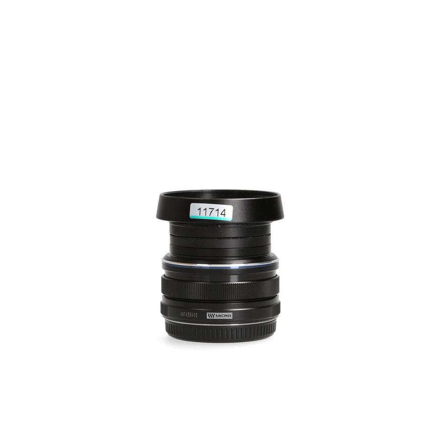 Olympus 17mm 1.8 MSC