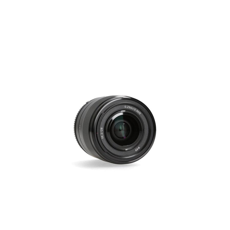Sony 28mm 2.0 FE