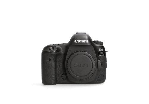 Canon 5D Mark IV  - 54.171 Kliks - Incl. BTW