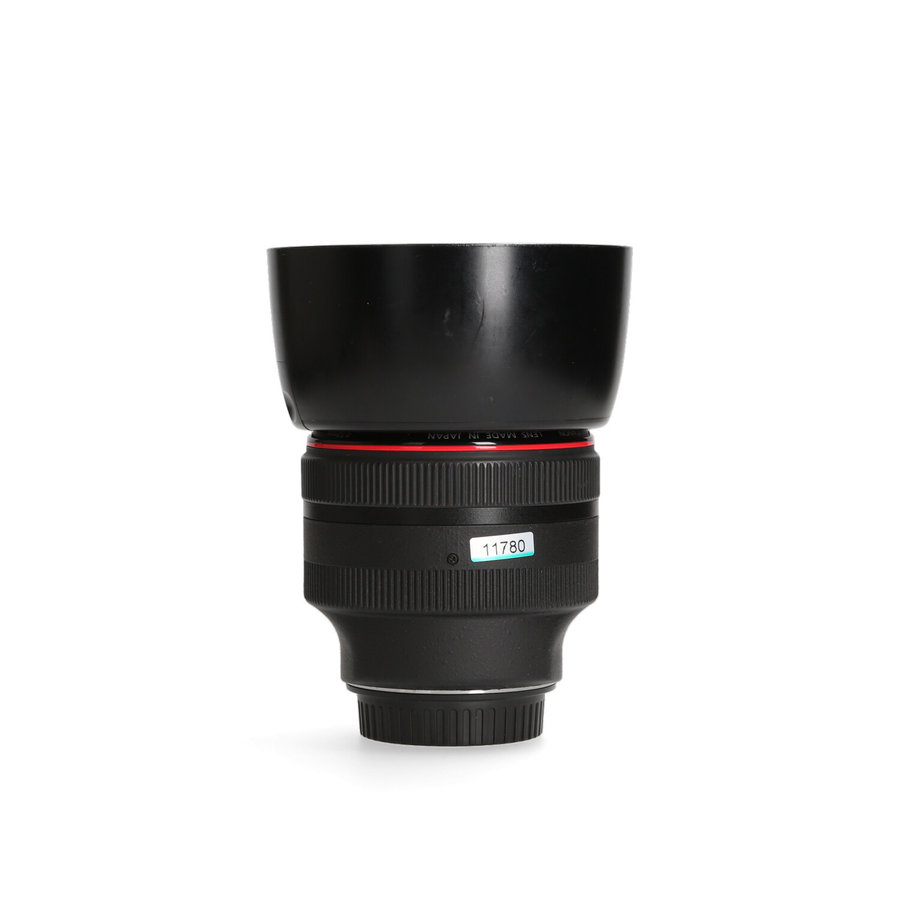 Canon 85mm 1.2 L II USM EF Incl. 21% BTW