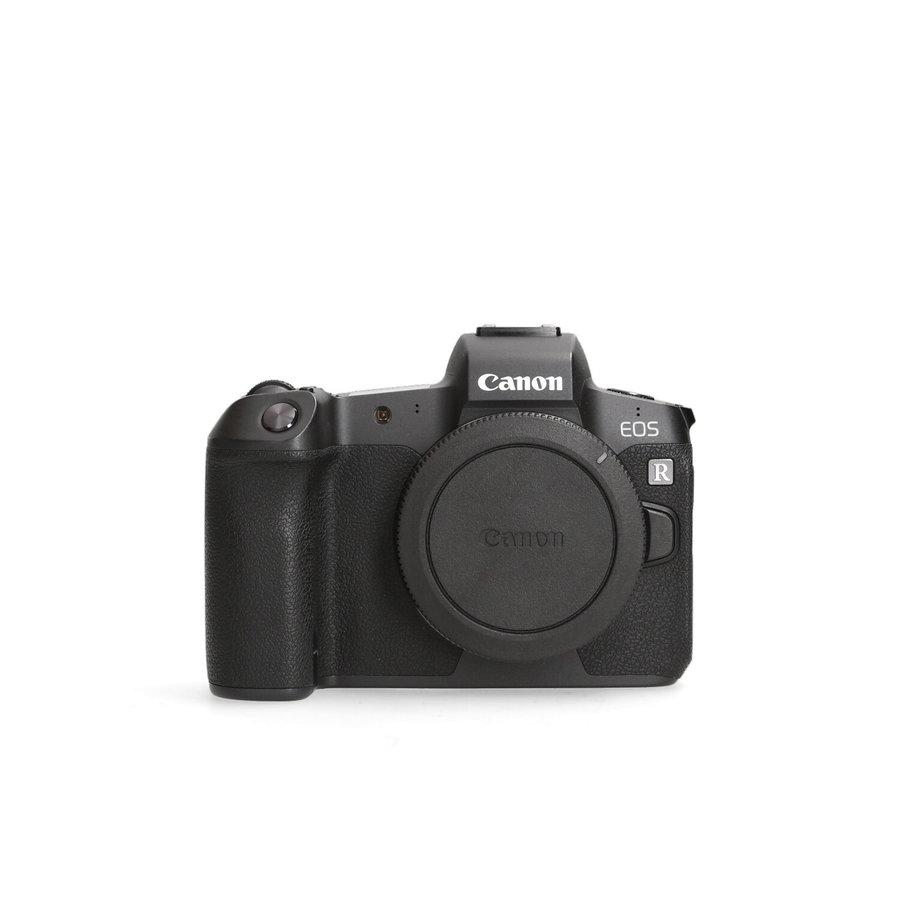 Canon EOS R - 26.000 kliks - incl. BTW