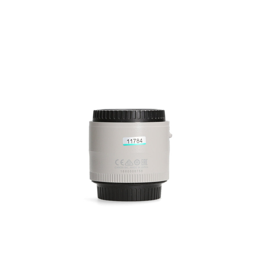 Canon 2.0x EF Teleconverter III - Incl. BTW