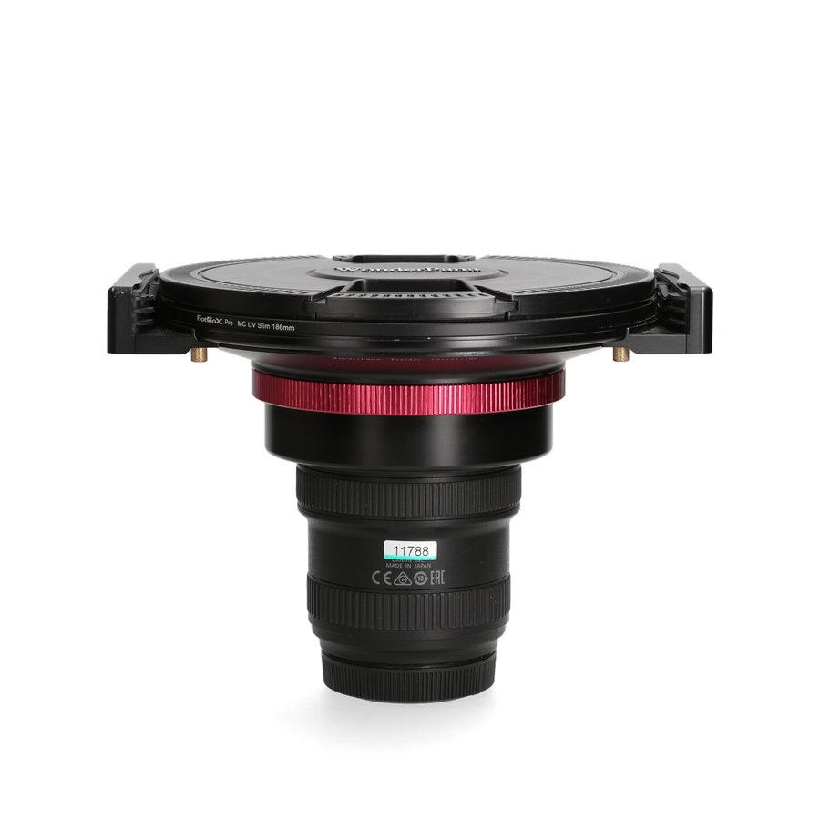 Canon 11-24mm 4.0 L EF USM + Filter Kit Incl. 21% BTW