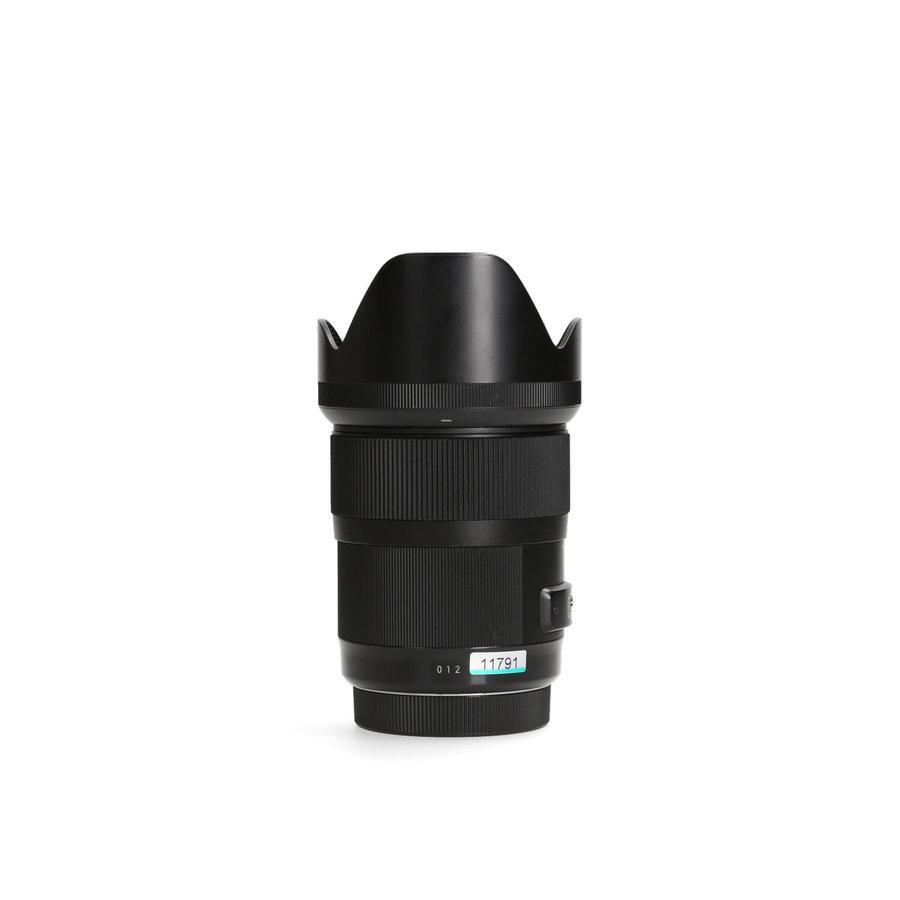 Sigma 35mm 1.4 Art (Canon)
