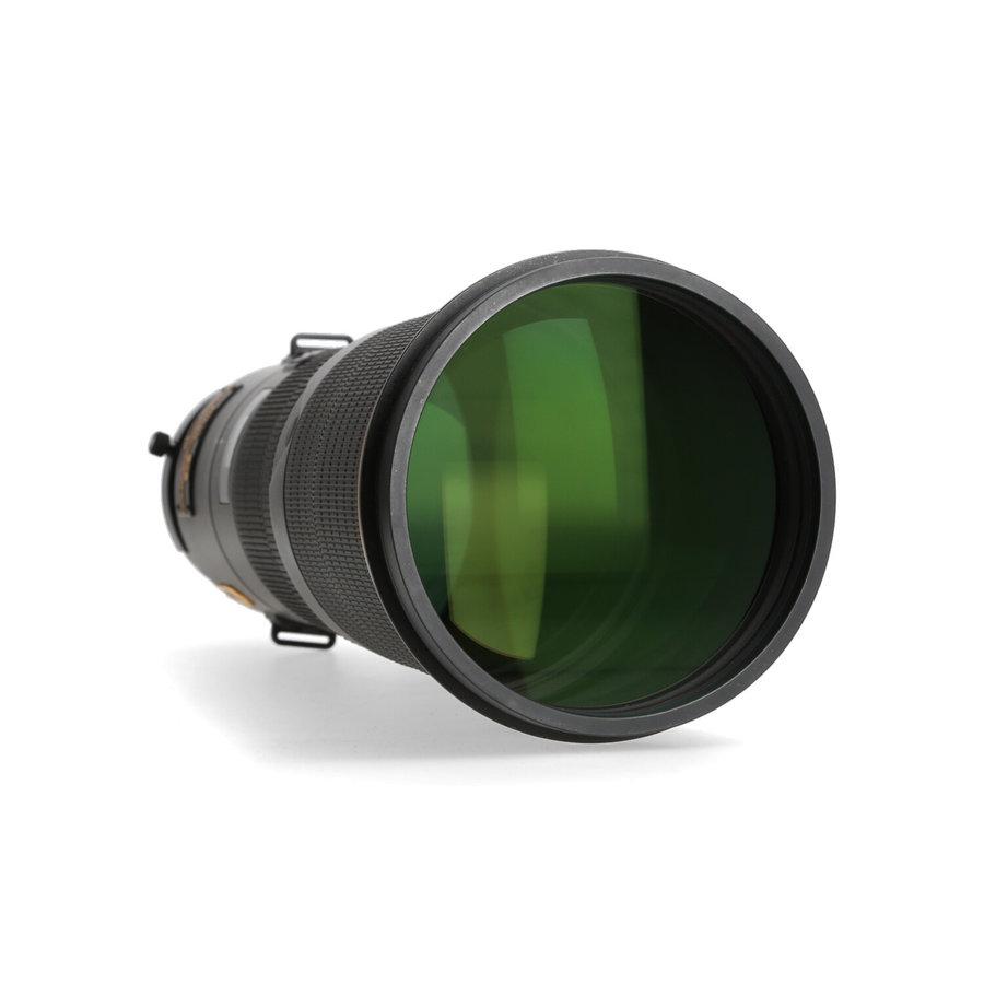 Nikon AF-S 500mm 4.0 FL ED VR