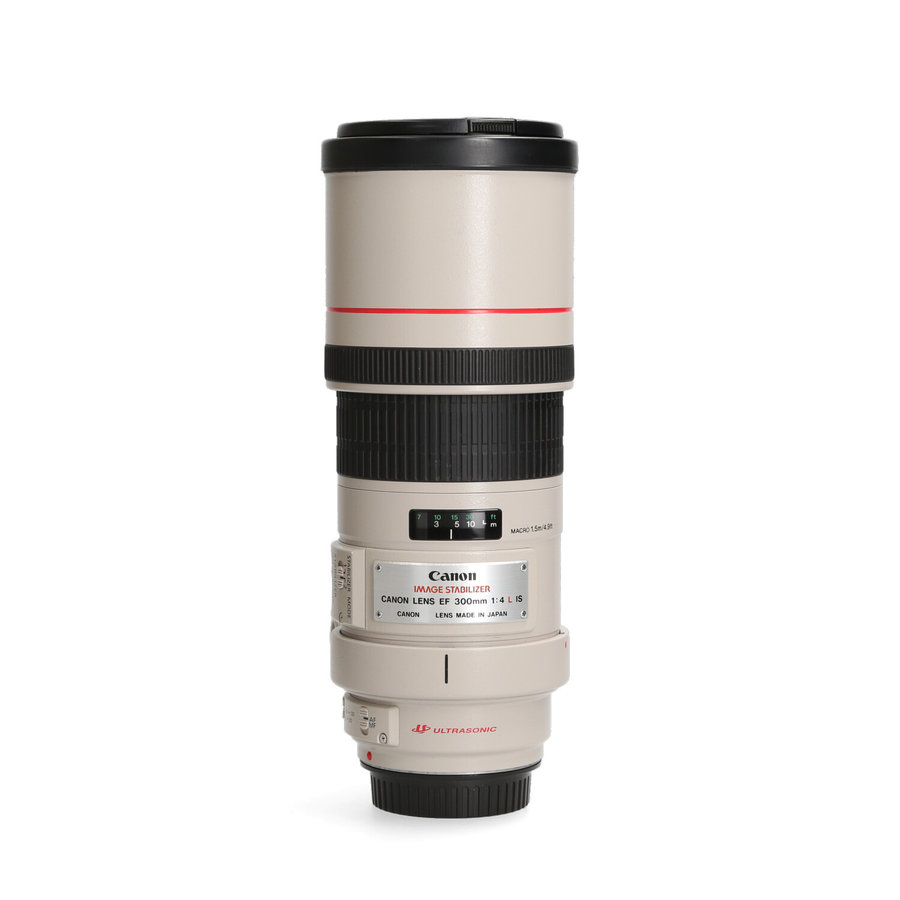 Canon 300mm 4.0 L EF IS USM
