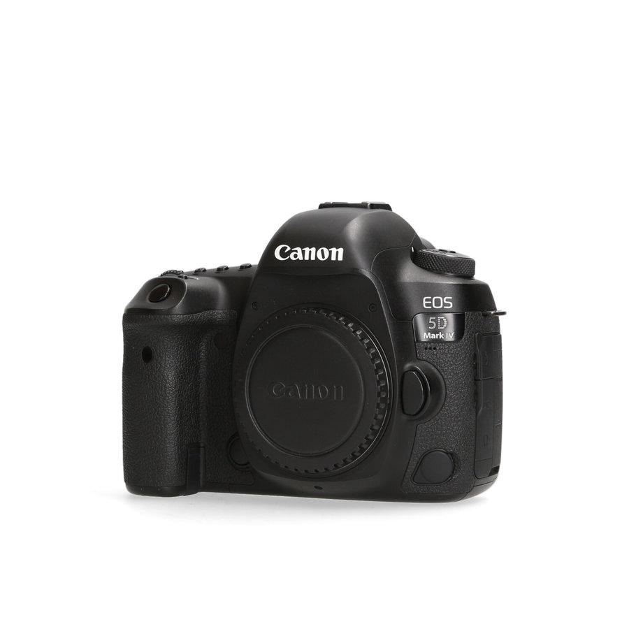Canon 5D Mark IV - 28.000 kliks
