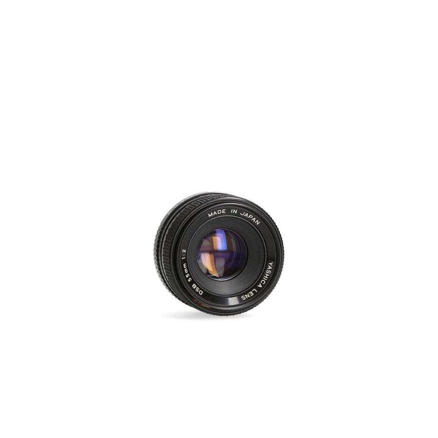 Yashica DSB 55mm 2.0
