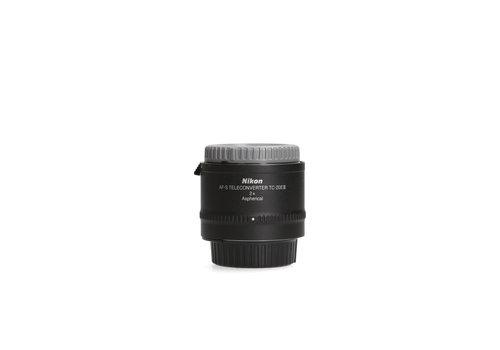 Nikon AF-S TC-20E III 2x teleconverter
