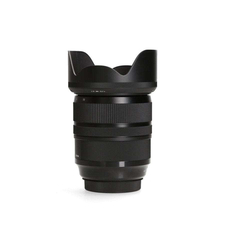 Sigma 24-70mm 2.8 DG Art (Canon)