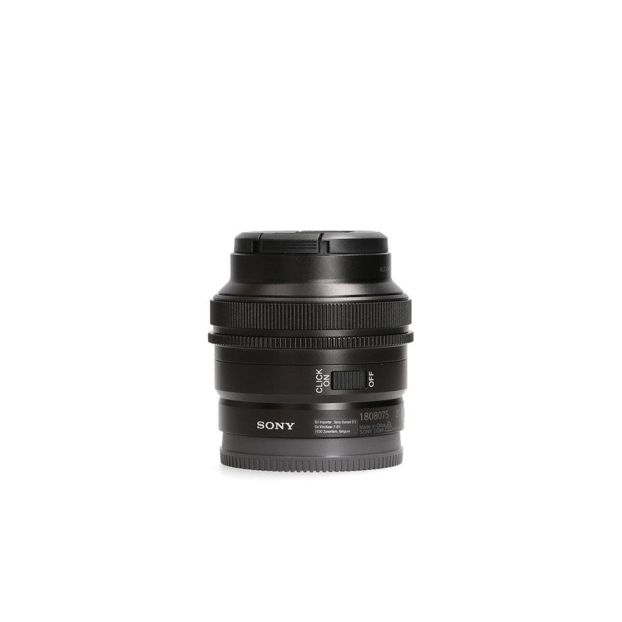 Sony FE 40mm 2.5 G - Outlet - 24 maanden garantie