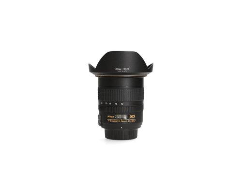 Nikon 12-24mm 4.0G ED DX